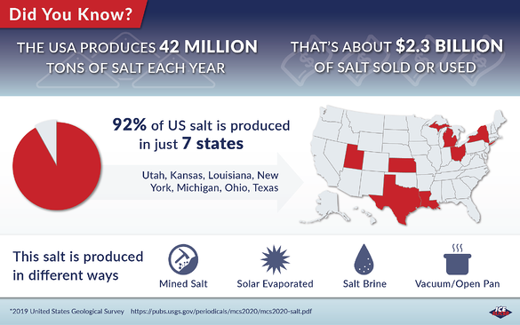 US Salt Statistics